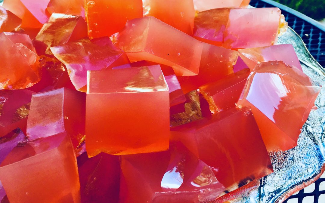 "Nutritious Energizing Finger ""Jello"""